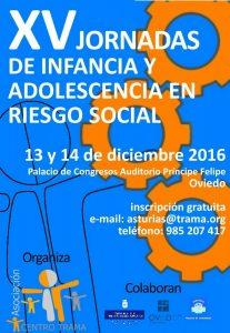 XV Jornadas de Infancia y Adolescencia en Riego Social